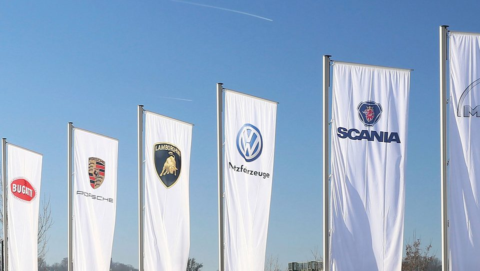 #grandsgroupes Volkswagen AG