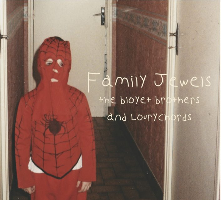 Sortie album BBLC Family Jewels